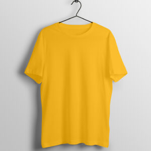 Solid Colors Unisex Tshirts